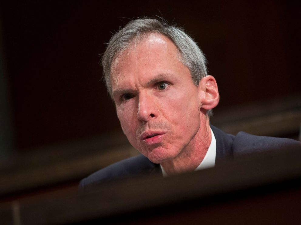 PHOTO: April 14, 2016 file photo of Democratic Rep. Dan Lipinski on Capitol Hill in Washington, D.C. Lipinski will face challenger Marie Newman for the 3rd congressional district seat in the March 20, 2018 primary.