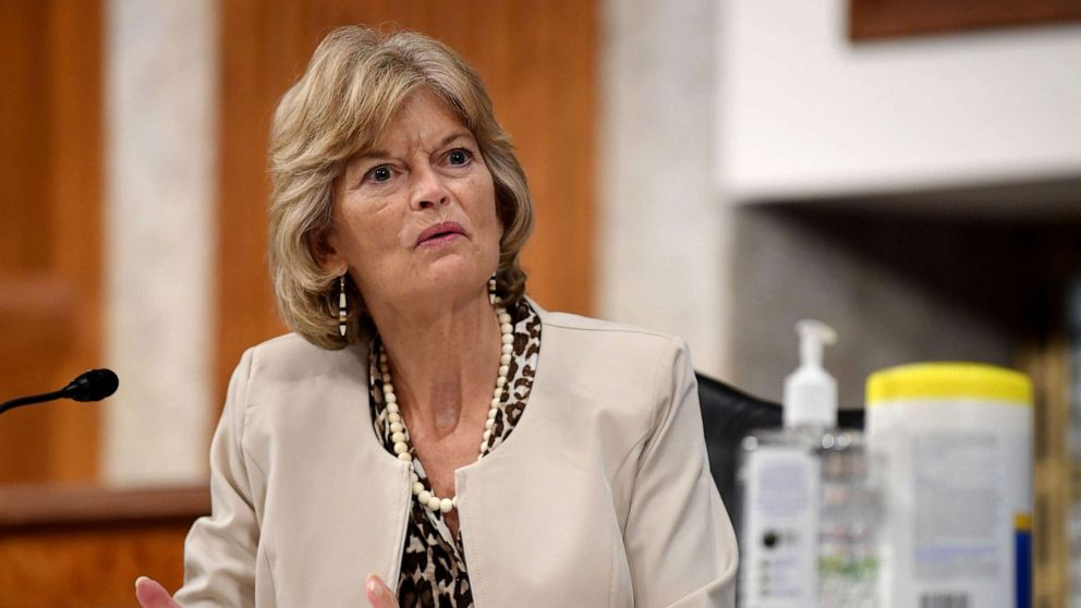 GOP Sen. Lisa Murkowski says she 'would not support' taking up a Supreme Court nominee before election
