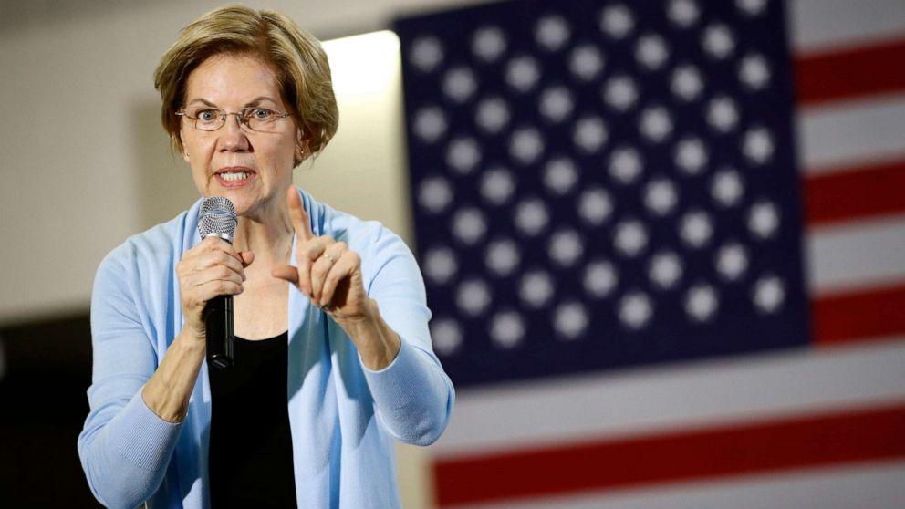 Warren schlägt Bloomberg über Verweigerung der Freigabe Frauen von Geheimhaltungsvereinbarungen