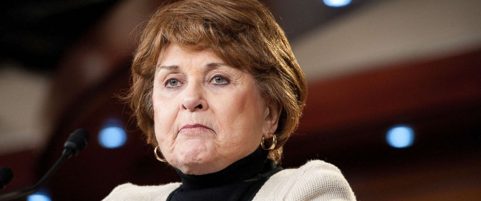 PHOTO: Feb. 7, 2012 file photo of Democratic Congresswoman Louise Slaughter from New York.
