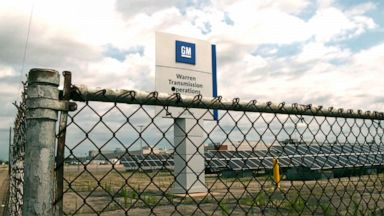 PHOTO: General Motors Warren Transmission facility in Warren, Mich., closed in July after 78 years in operation.