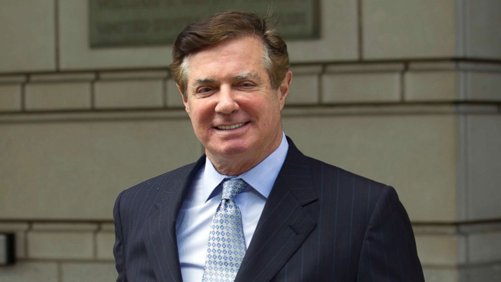Judge: Paul Manafort, the president's onetime campaign chairman, lied to federal investigators after plea deal thumbnail