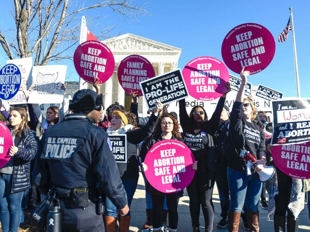 Majority Want SCOTUS Pick To Back Abortion Rights