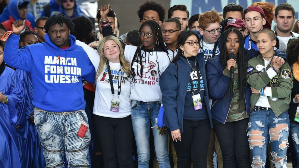 March for Our Lives announces sweeping gun control proposal thumbnail