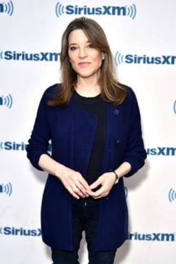 PHOTO: Marianne Williamson visits SiriusXM Studios, March 7, 2019, in New York City.