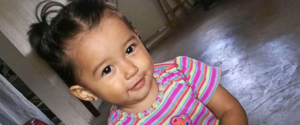 PHOTO: Mariee Juarez died before her second birthday after becoming ill while detained at a U.S. Immigration and Customs Enforcement facility.