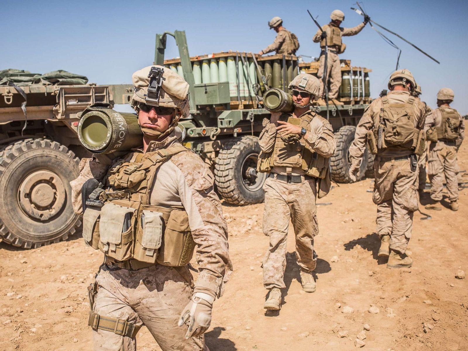 Retired Army Gen  Stanley McChrystal: President Donald Trump