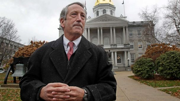 Former SC Gov. Mark Sanford suspends presidential race bid