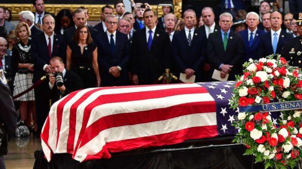 John McCain's outsize impact on the Arizona senate race