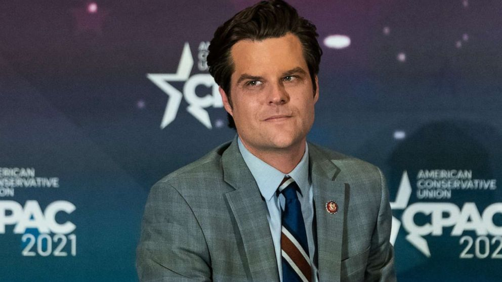 Gaetz ally expected to plead guilty, cooperate with investigators in sex-trafficking probe