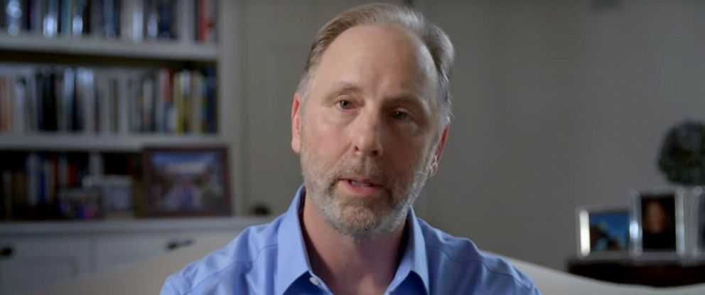 PHOTO: Matt Lieberman is seen in his announcement video for Georgia state senate.