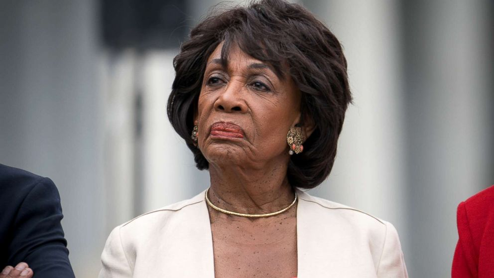 Image result for images of angry maxine waters