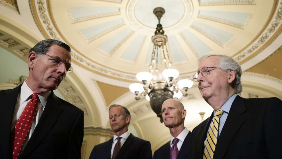Senate Republicans block voting rights reform bill despite unified Democratic support
