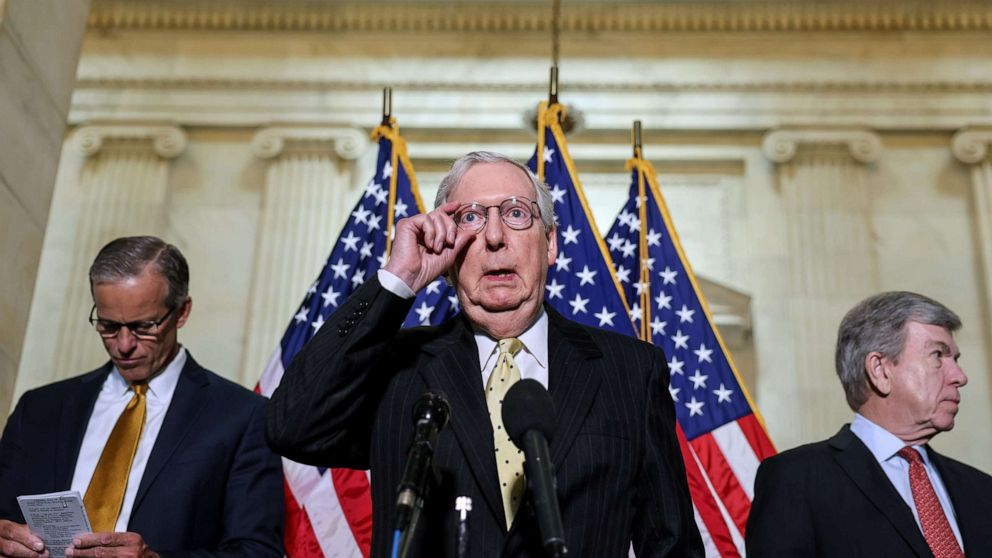 McConnell announces opposition to bill that would create Jan. 6 commission