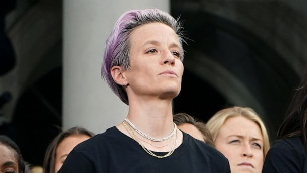 'Your message is excluding people': Megan Rapinoe doubles down on her Trump criticism