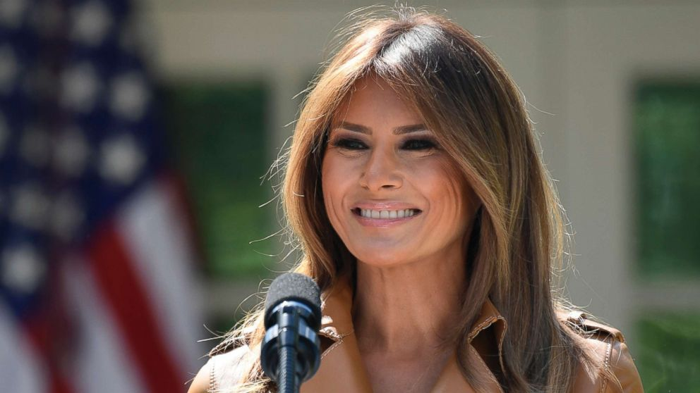 First lady Melania Trump sponsored parents' green card application: Sources