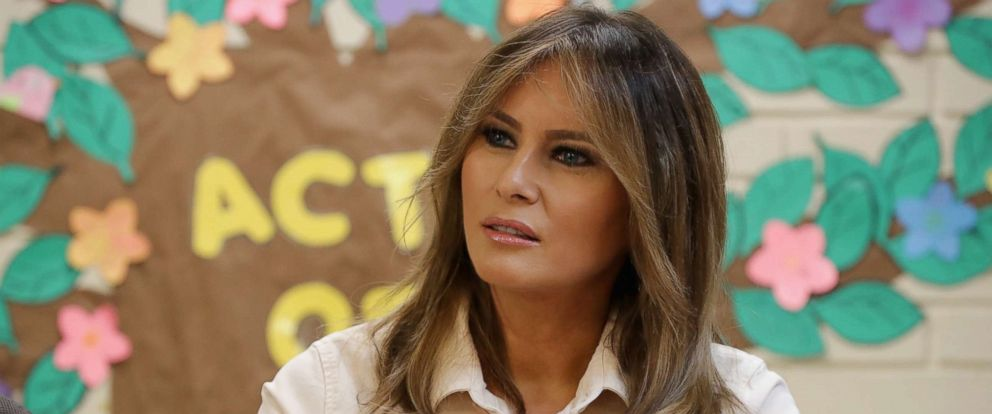 a831f1ba75f PHOTO  First lady Melania Trump participates in a round table discussion  with doctors and social