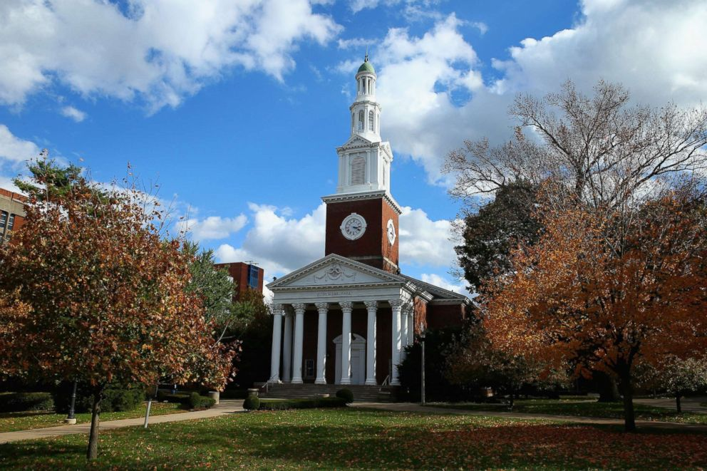 PHOTO: A scenic photo of Memorial Hall on the campus of the University of Kentucky on October 25, 2013 in Lexington, Ky.