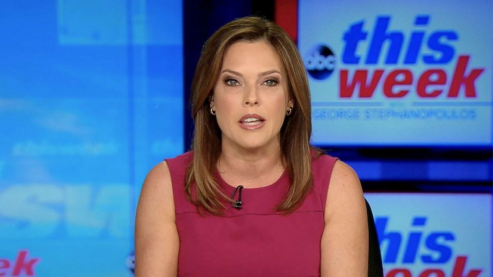 PHOTO: Mercedes Schlapp appears on This Week with George Stephanopoulos, July 21, 2019.