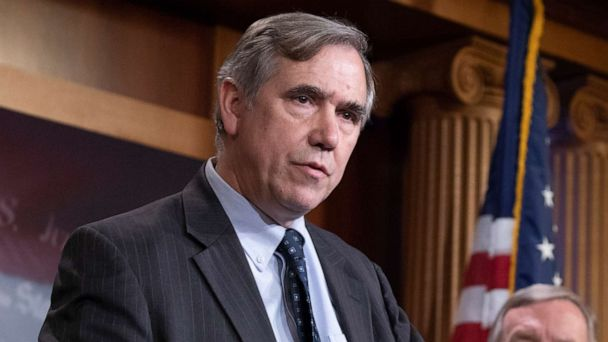 Trump is proposing internment camps for migrants detained at the border: Sen. Merkley
