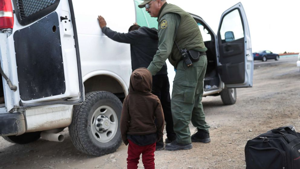 Border arrests up 85 percent over same period last year: US Customs and Border Protection thumbnail