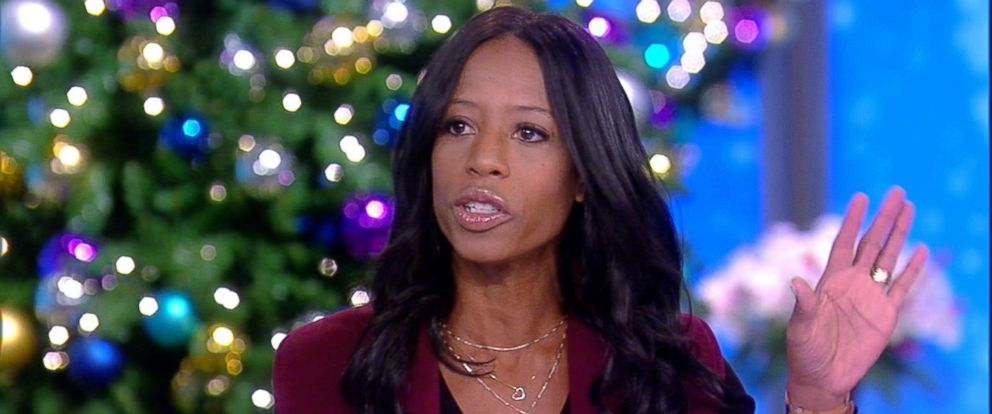 "PHOTO: Mia Love appears on ABCs ""The View,"" Dec. 7, 2018."