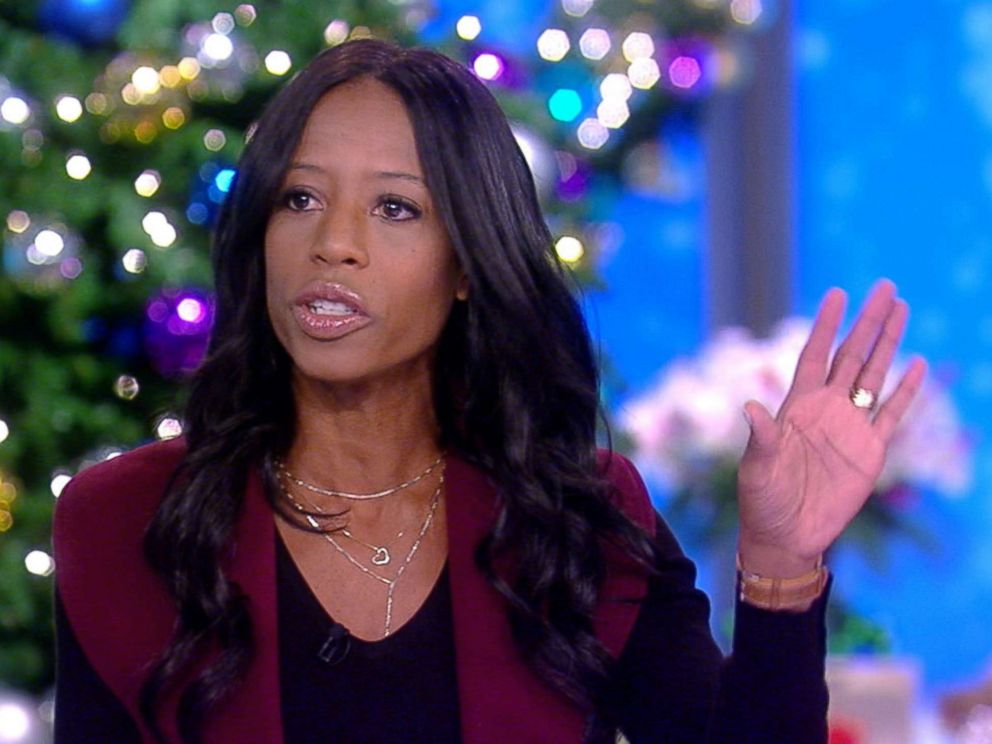 PHOTO: Mia Love appears on ABCs The View, Dec. 7, 2018.