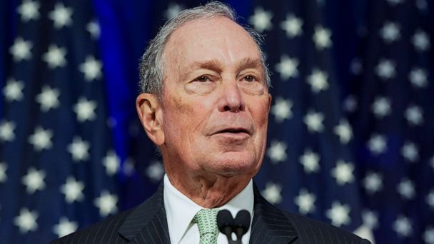The Note: Bloomberg draws more buzz than fear
