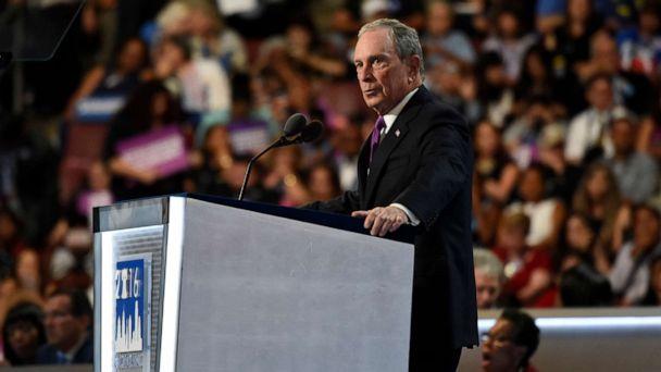 The Note: Bloomberg scrambles frozen Democratic race