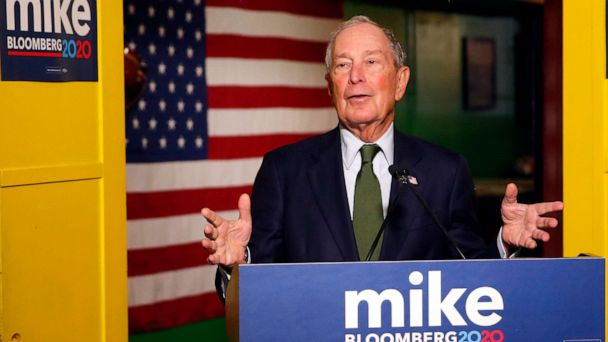 Former New York City Mayor Mike Bloomberg hits 2020 campaign trail in Mississippi