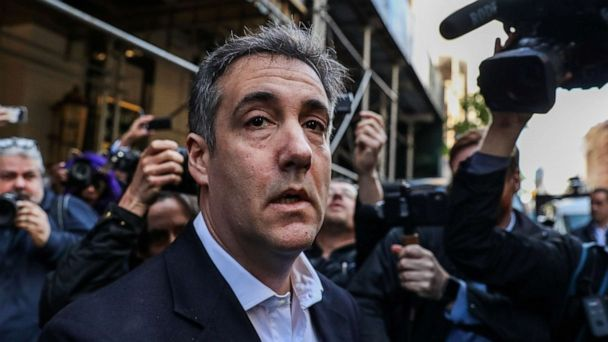 Prosecutors say that Michael Cohen exchanged hundreds of emails and texts with a Russian-linked finance firm