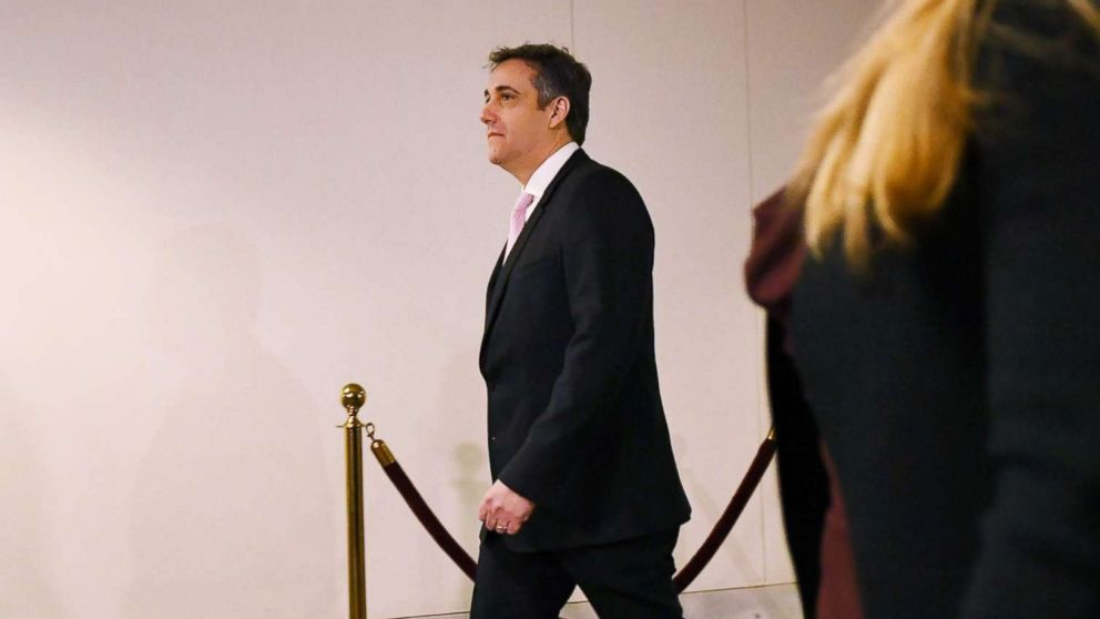 Testimony by Michael Cohen, Trump's former personal lawyer, could eclipse US-North Korea summit thumbnail