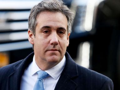 Cohen postpones House testimony due to 'threats' from Trump, Giuliani, attorney says