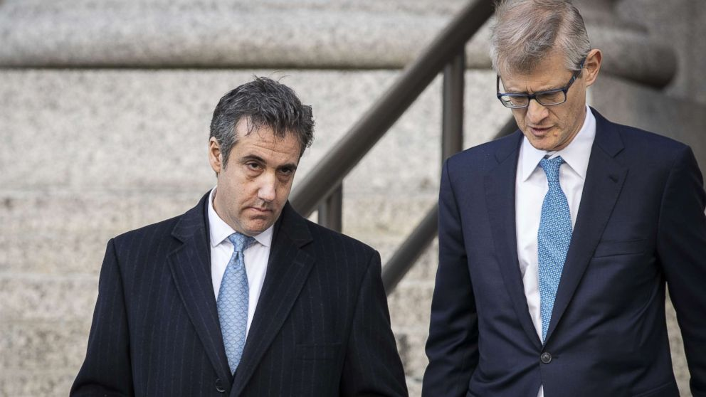 Cohen pleads guilty in new deal with Mueller in Trump-Russia probe