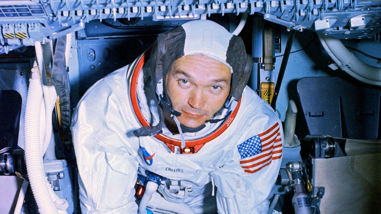 Astronaut Michael Collins, Apollo 11 pilot, dead of cancer - ABC News