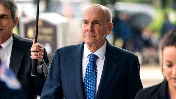 Michael McKinley, Pompeo's former senior adviser, testifies before impeachment committees