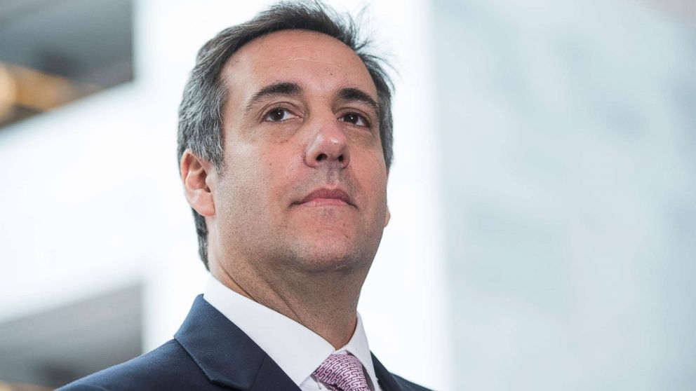Trump lawyer Michael Cohen admits paying porn actress ...