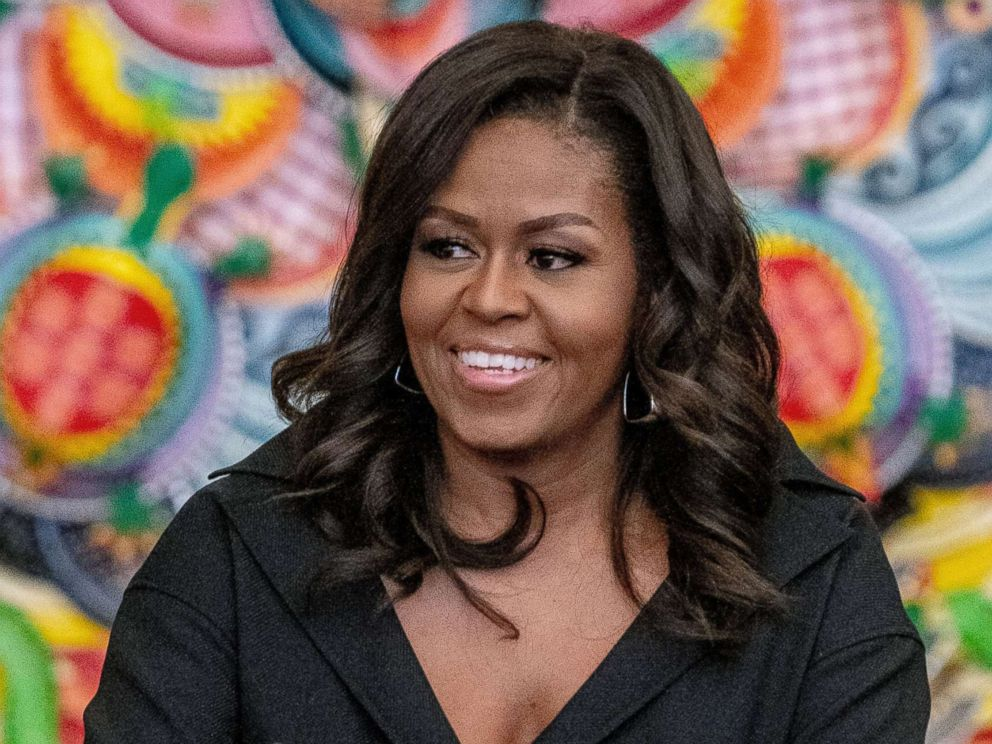Michelle Obama beats Hillary Clinton as America's 'most admired woman': Gallup poll