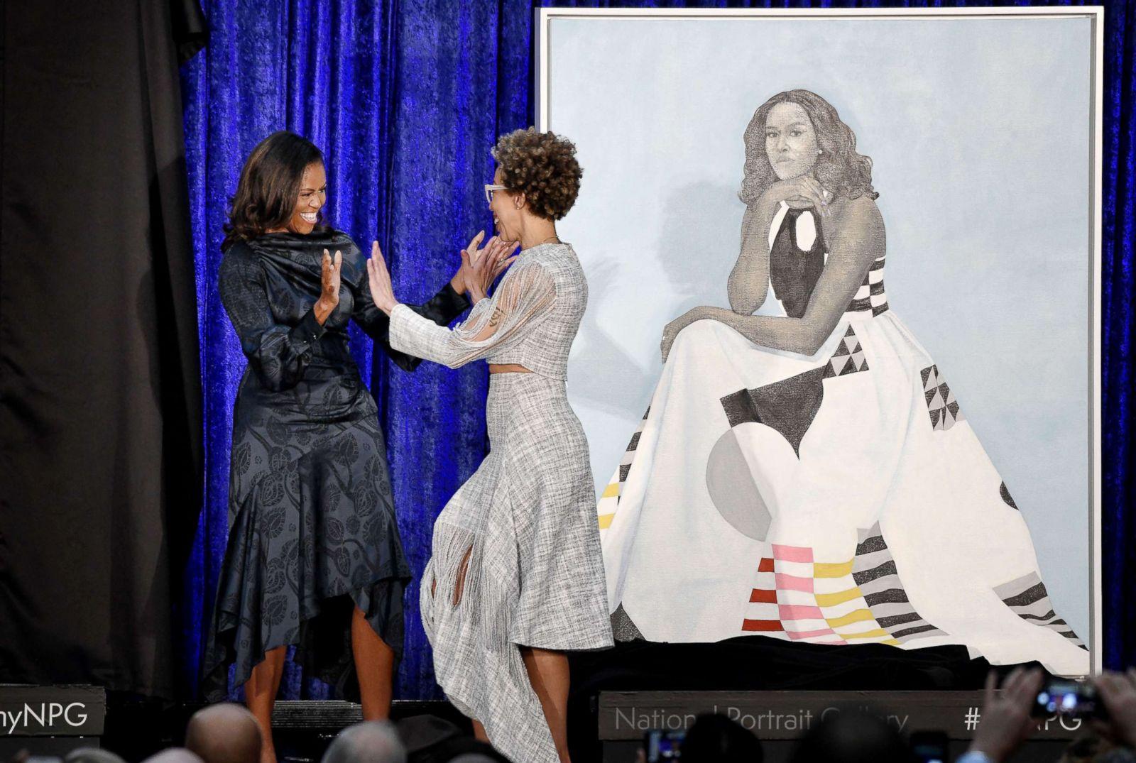 Michelle Obama through the years Photos - ABC News