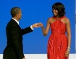 First Lady Style: Michelle on Inauguration Day