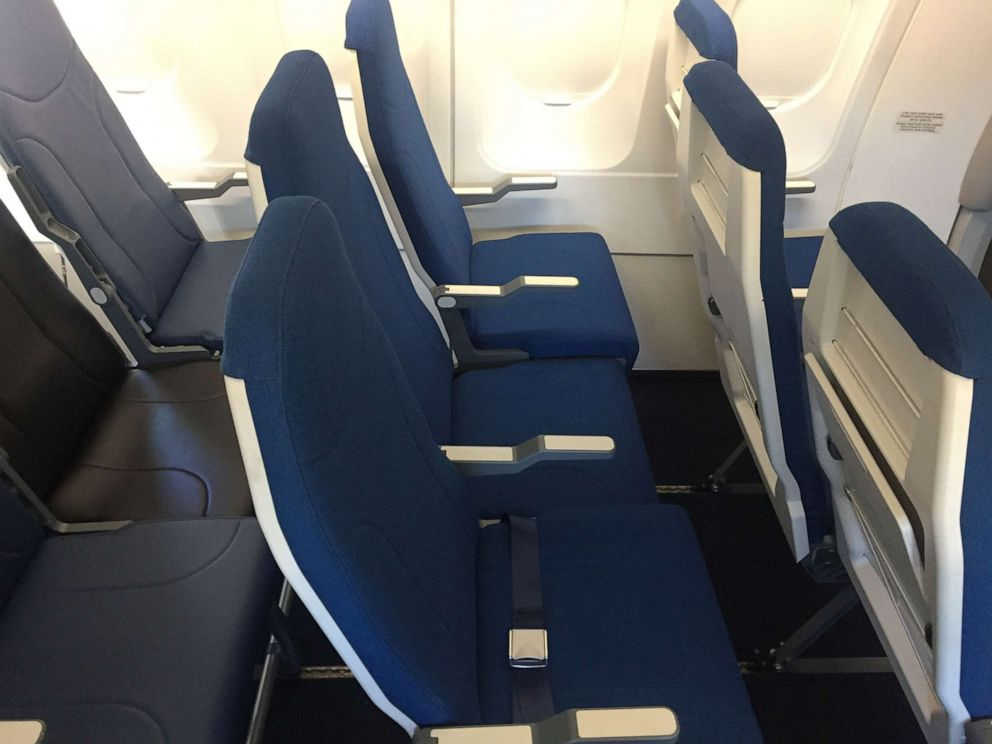 Superb Airplanes May Be Getting A Middle Seat Upgrade Abc News Alphanode Cool Chair Designs And Ideas Alphanodeonline