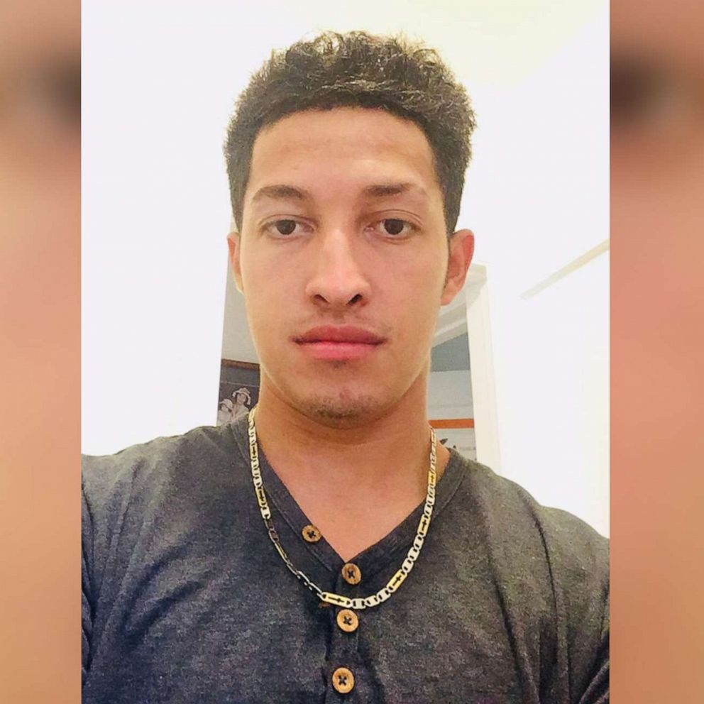 PHOTO: Miguel Martinez, 23, was in the custody of the New Orleans ICE Field Office for eight months. During his detainment, he applied for parole three times. He was denied every time.