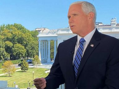 Pence defends Trump holding rallies amid coronavirus: 'We're in an election year'