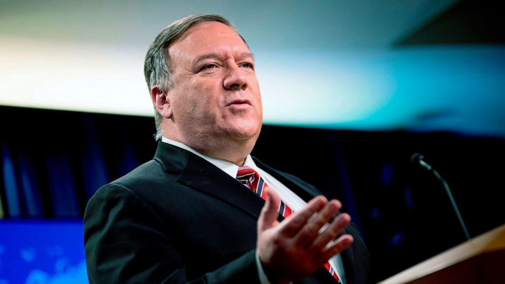 State IG was investigating Trump emergency arms sales to Saudis, Pompeo's use of staff to run errands when fired: Sources