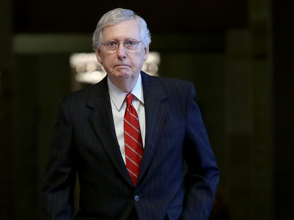 Twitter locks McConnell campaign account after it posts video of