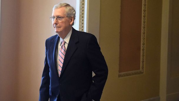 McConnell tells Trump 'not to worry' about Trump Jr. subpoena