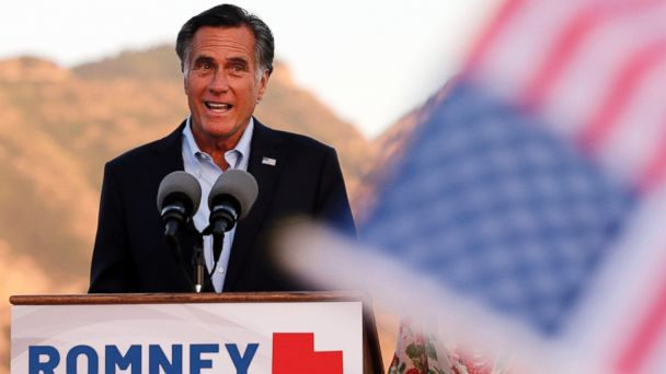 Mitt Romney appears to recast his role in the 'never-Trump' movement amid his Senate bid