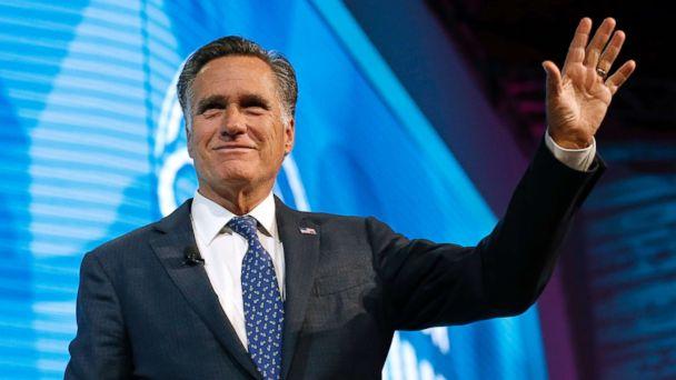 Utah Sen. Mitt Romney 'sickened' by 'dishonesty' of Donald Trump after reading Mueller report