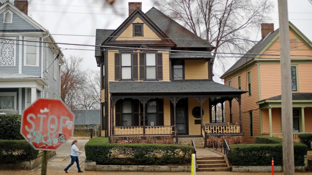 National Park Service Buys House In Atlanta Where Martin Luther King