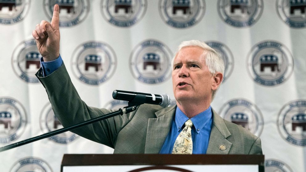 GOP Rep. Mo Brooks read Hitler's 'Mein Kampf' on House floor in attempt to criticize Democrats and the press